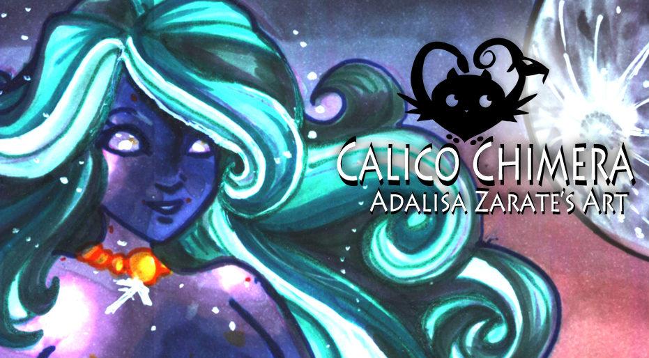 Calico Chimera