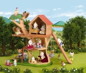 Calico Critters Adventure Treehouse Inside 1