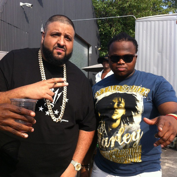 MILTON AND DJ KHALID