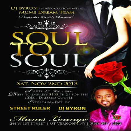 Soul To Soul Affair