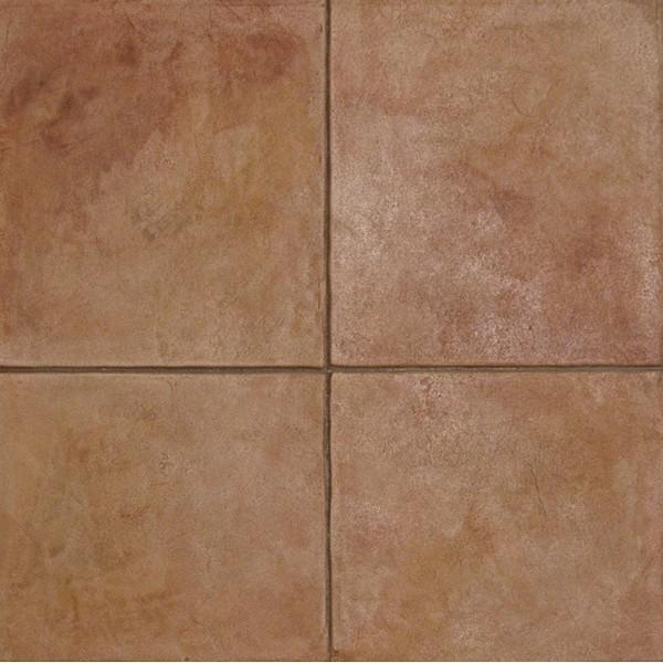 18 x 18 saltillo tile mexican tile concrete stamp