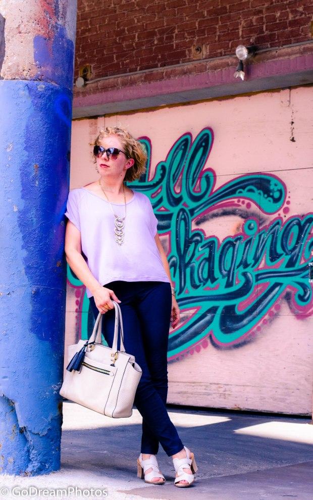 Katie Lee: Penny Raglan