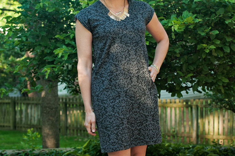 Double Knit Lodo Dress