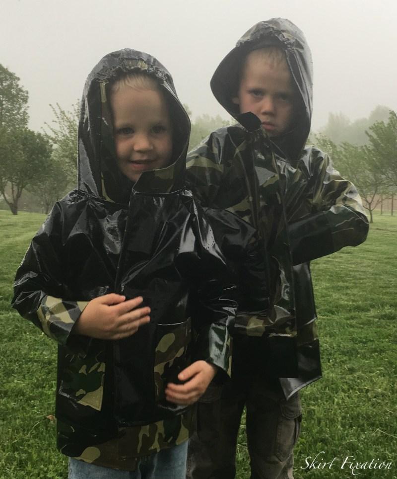 Rain Jackets 2