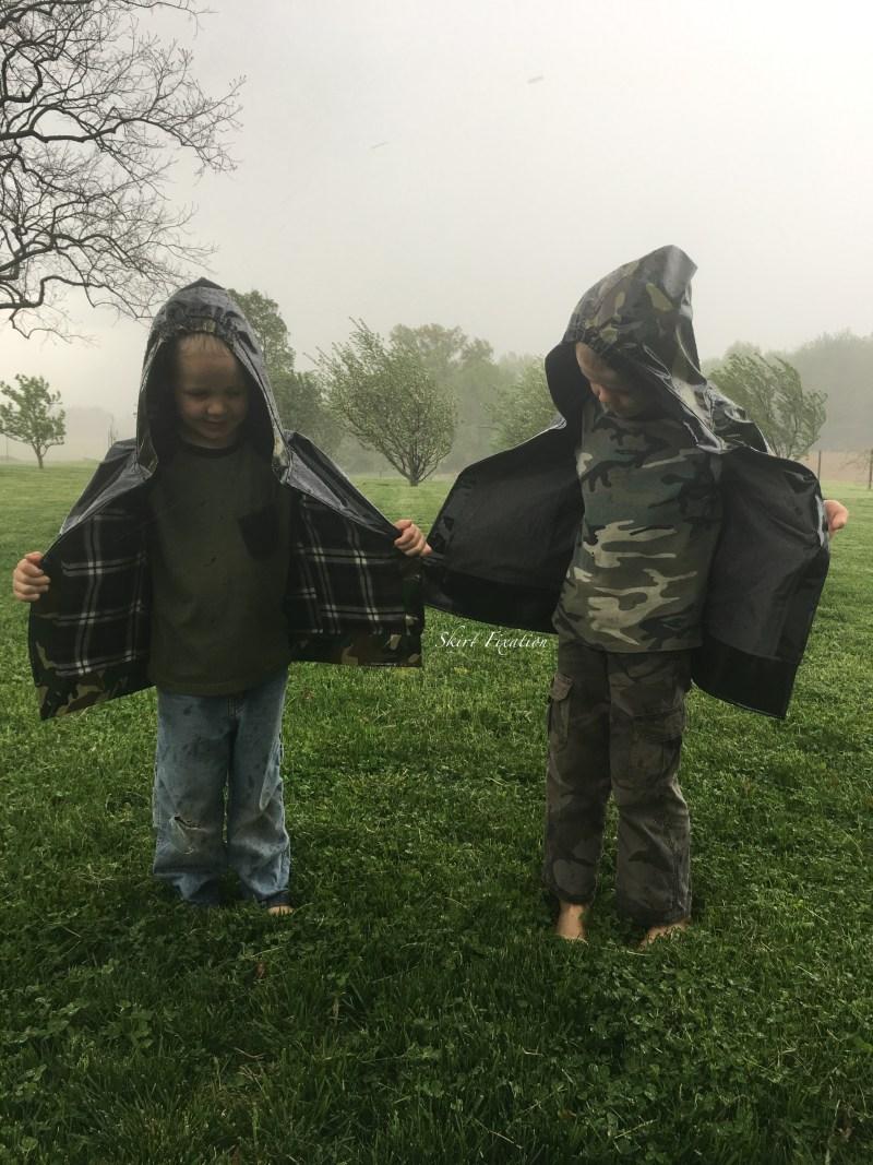 Rain Jackets 7