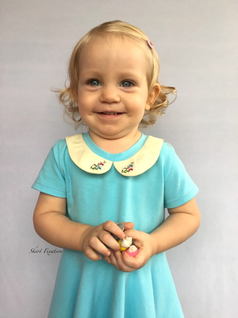 Robin's Egg Blue Dress 3 - Cali