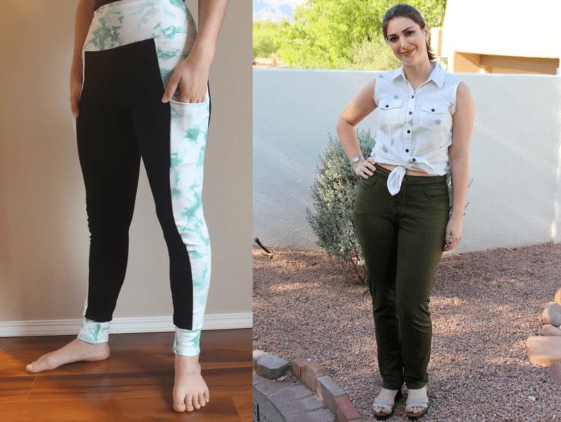 Pants:Jeans