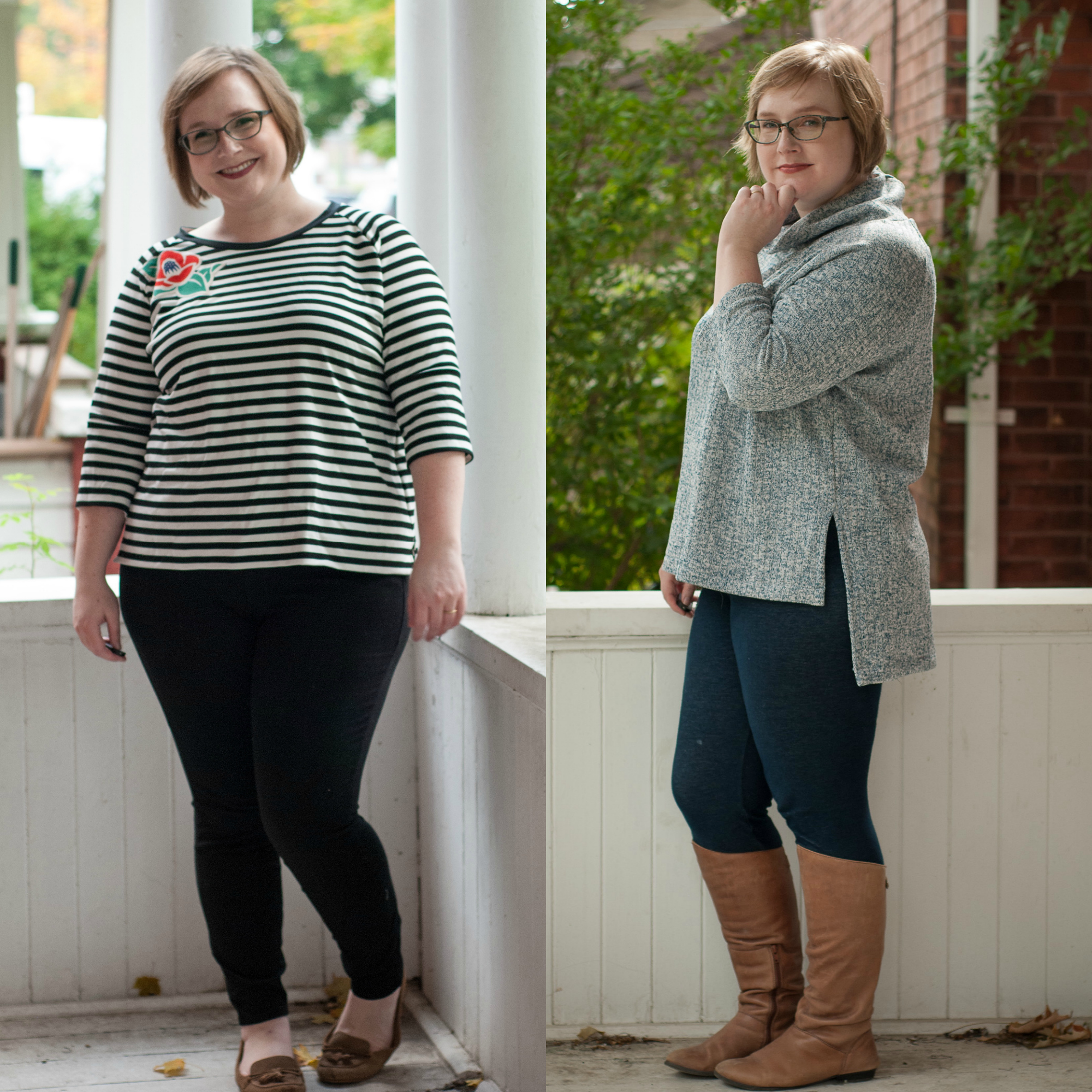 Can't Get Enough of Ponte Stripes!