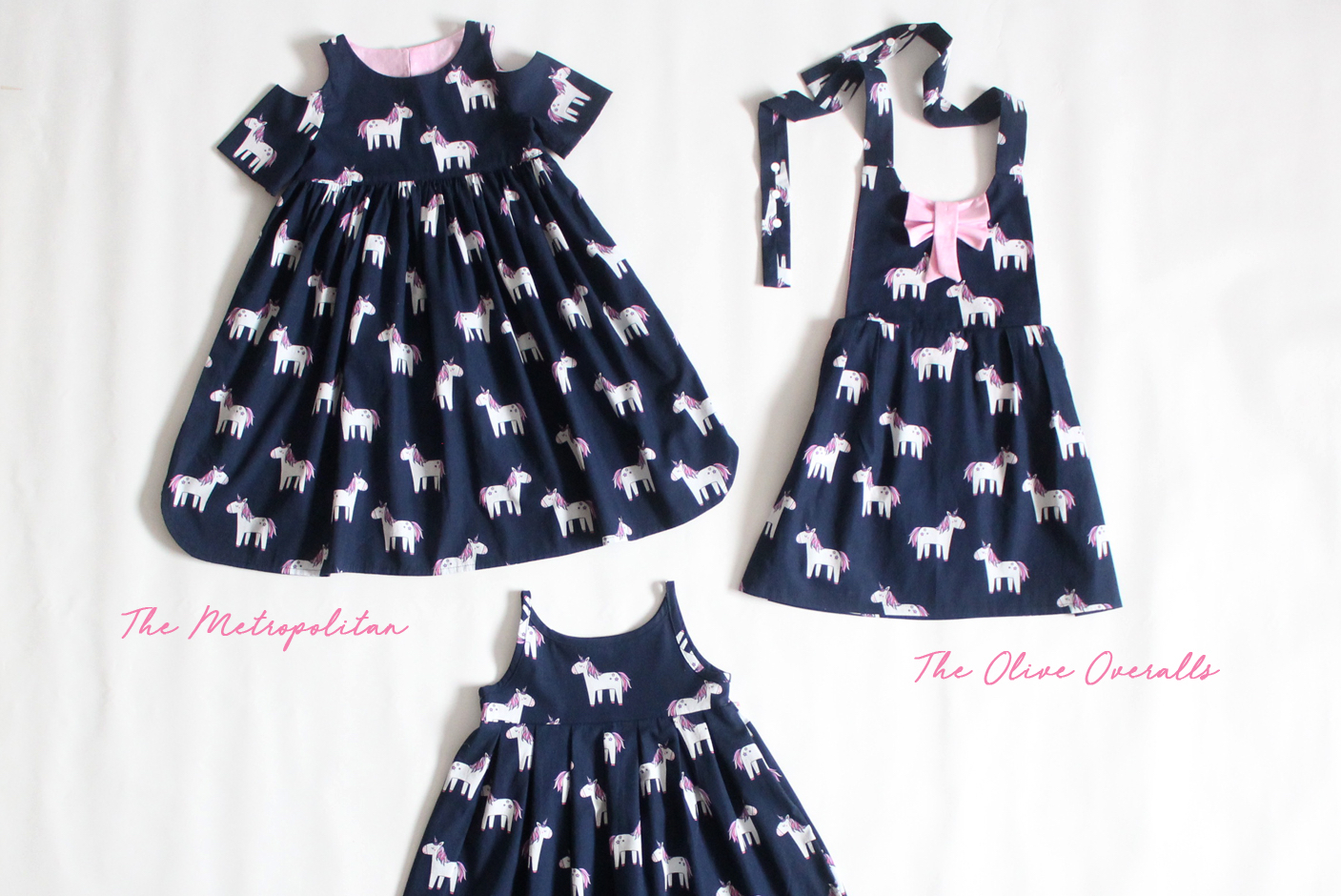 3 Kid Patterns for All the Seasons