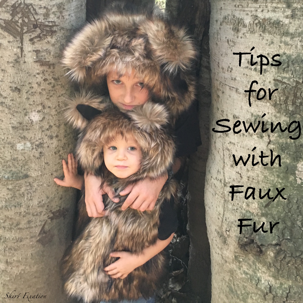 30+ Tips for Sewing with Faux Fur