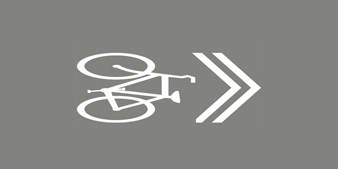 Shared Roadway Bicycle Marking (Sharrow)