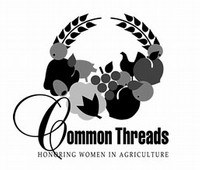 Common Threads Award Recognizes Women in Agriculture