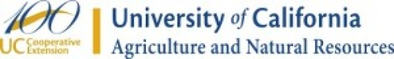 UCANR 100 years logo