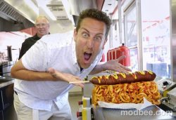 Fair food gets a TV show!
