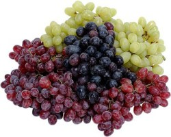 Offering Grapes in School Lunch Promotes Better Eating