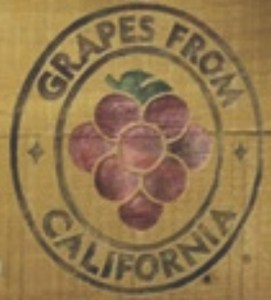 CA Table Grapes