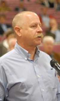 Norm Groot, executive director, Monterey County Farm Bureau