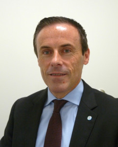 Liam Condon, CEO of Bayer CropScience