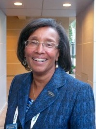 Helene Dillard, dean of University of California, Davis, College of Agriculture and Environmental Sciences