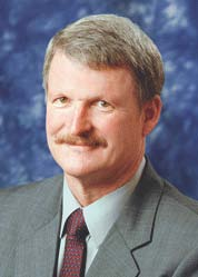 Paul Wenger, California Farm Bureau Federation President