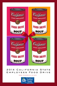 State employees donate 13 tons in Turkey Drop, Set record at Sacramento Food Bank