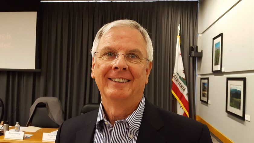 Don Bransford, president, Glenn-Colusa Irrigation District