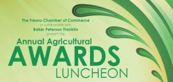 Nov 9 Annual Ag Awards Luncheon Honors Manuel Cunha, Booth Ranches