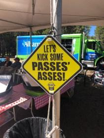 Hermit Valley rest stop. Deathride 2019