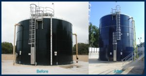 Tank Expansion or Relocation - California Aquastore