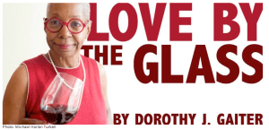 California Bottle of Wine Dorothy Gaiter