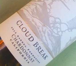 cloud break chardonnay