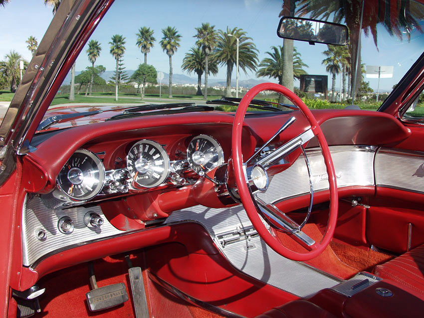 A Fantastic Ford Thunderbird Sports Roadster SOLD At