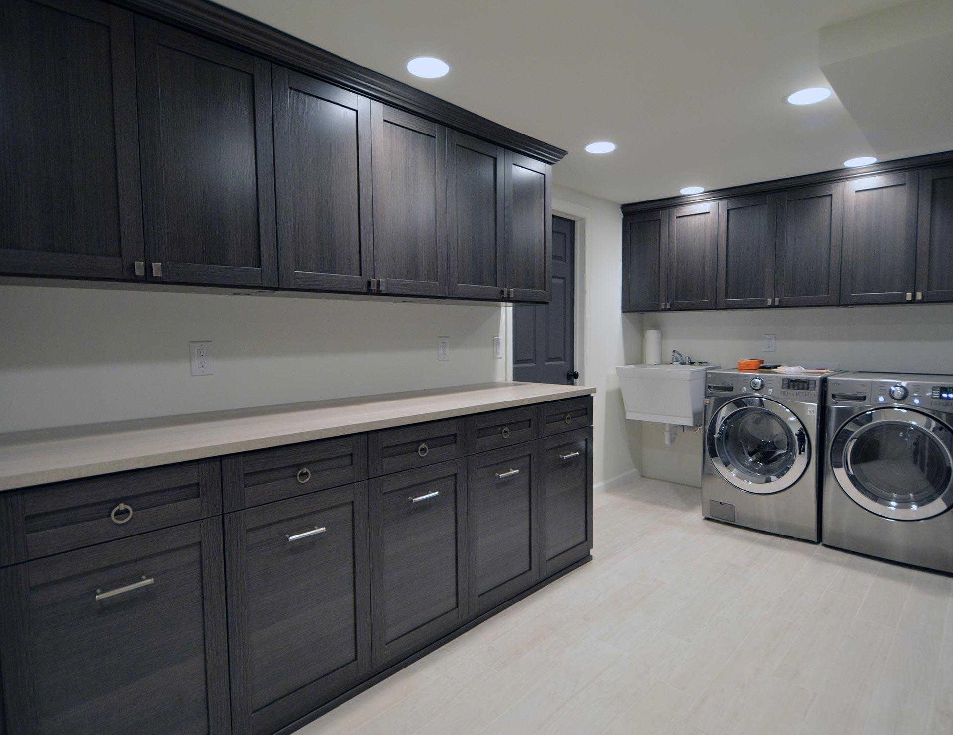 Laundry Room Cabinets & Storage Ideas | California Closets on Laundry Room Cabinets  id=14138