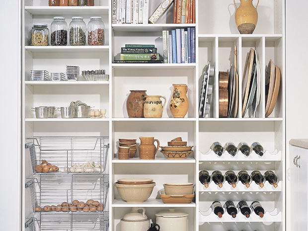 Organize Your Kitchen With Pantry Storage Ideas California Closets