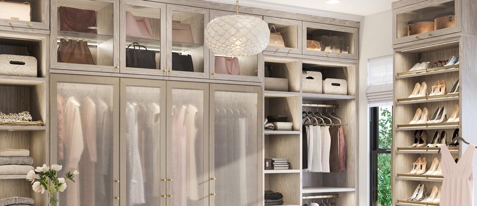 Walk In Closets Designs Amp Ideas By California Closets
