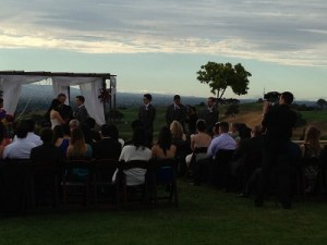 Boulder Ridge Golf Club San Jose Wedding DJ