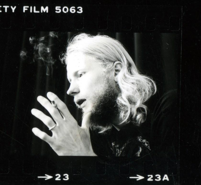 California Drop Cloth design director Eric Jones, 1979