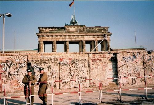 DDR-Mauer
