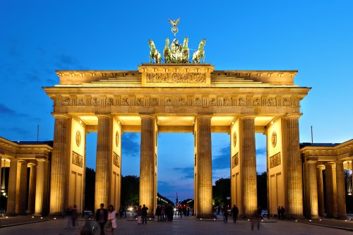Brandenburger Tor By Thomas Wolf, www.foto-tw.de,