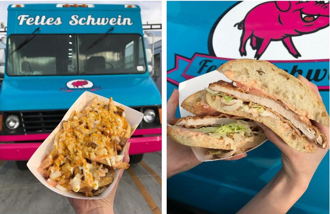 Fettes Schwein Food Truck