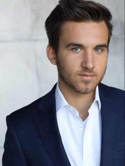 Constantin Cascante - German actor in Hollywood