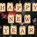Happy New Year! Happy 2019!