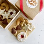 Christmas cookies - California