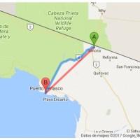 Gobernadora @claudiapavlovic abre acceso a EEUU al Golfo de California