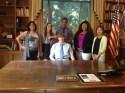 LegiSchool Interns visit the Governor's Office