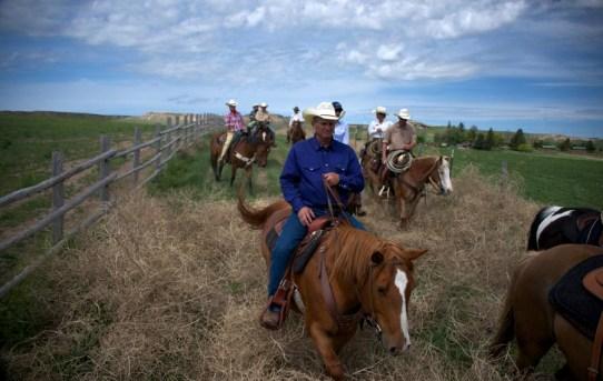 Colorado Dude Ranch Hosts Dream-Come-True Cowboy Adventure Weeks
