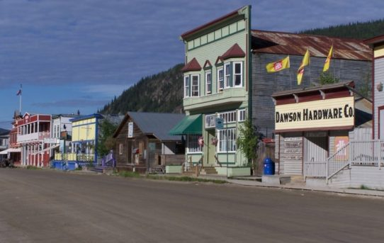 Touring the Cities and Wilderness of Canada's Yukon Territory