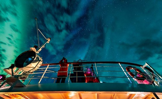 Poseidon Expeditions Doubles Arctic Cruises in September 2019 for Prime Viewing of Northern Lights