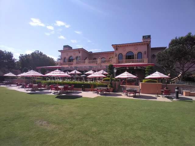 Fairmont Grand Del Mar golf resort and spa Mediterranean architecture