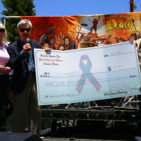 "Ronnie James Dio 2nd Annual ""RIDE FOR RONNIE"" Motorcycle Ride and Concert 5/22/2016"